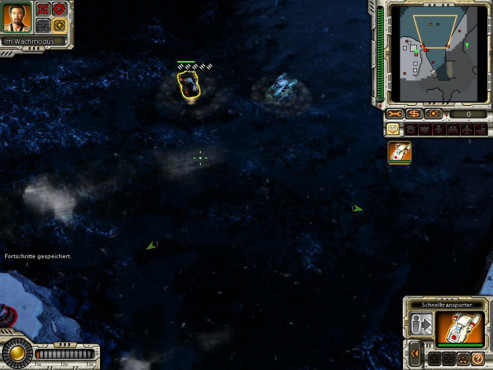 Strategiespiel Command & Conquer – Alarmstufe Rot 3: Bullfrog