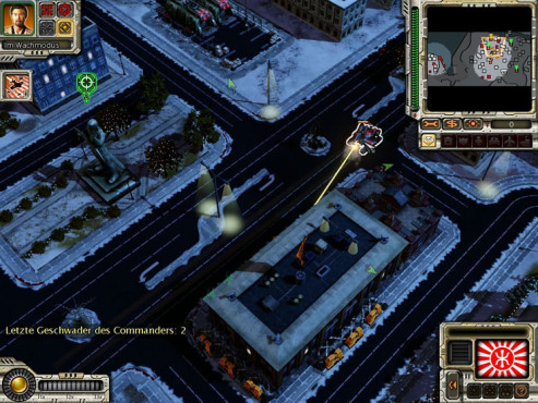 Strategiespiel Command & Conquer – Alarmstufe Rot 3: Haus
