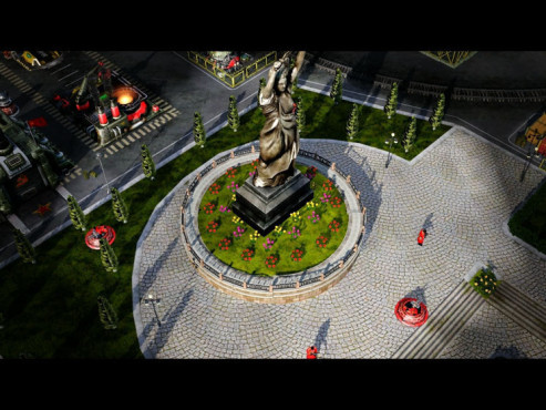 Strategiespiel Command & Conquer – Alarmstufe Rot 3: Monument