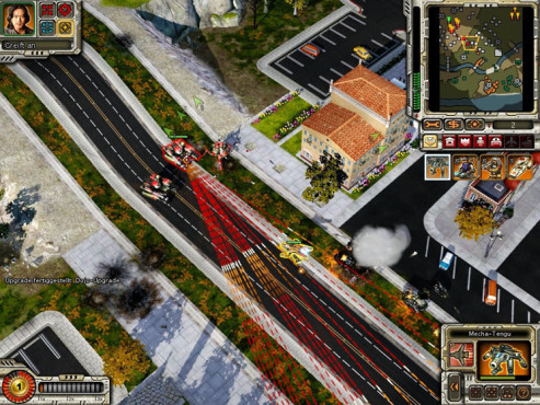 Strategiespiel Command & Conquer – Alarmstufe Rot 3: Panzerknacker