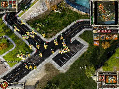 Strategiespiel Command & Conquer – Alarmstufe Rot 3: Treffen