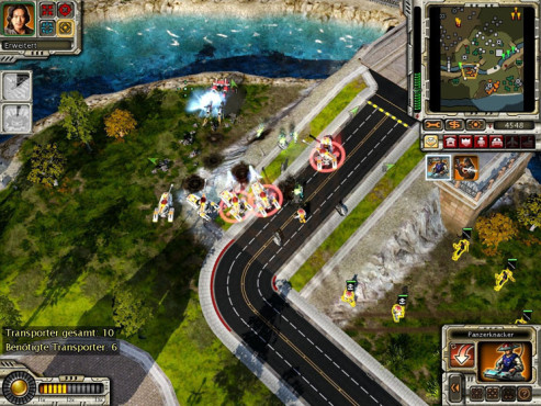 Strategiespiel Command & Conquer – Alarmstufe Rot 3: Verband