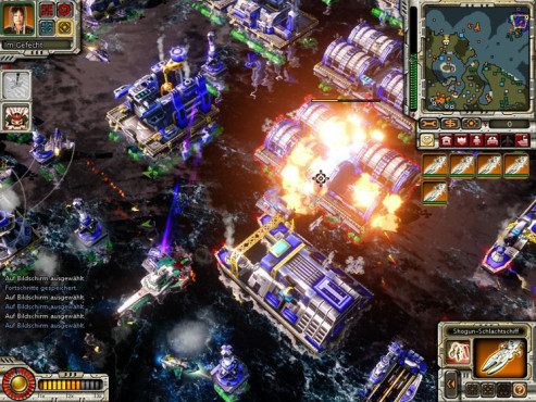 Strategiespiel Command & Conquer – Alarmstufe Rot 3: Spektrum