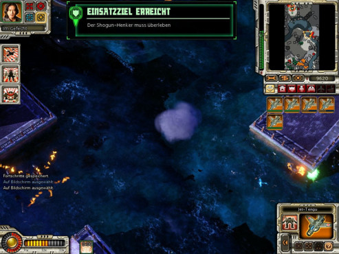 Strategiespiel Command & Conquer – Alarmstufe Rot 3: Absturz