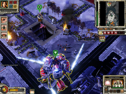 Strategiespiel Command & Conquer – Alarmstufe Rot 3: Bunker