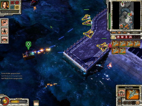 Strategiespiel Command & Conquer – Alarmstufe Rot 3: Jet