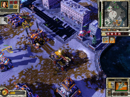 Strategiespiel Command & Conquer – Alarmstufe Rot 3: Twinblade