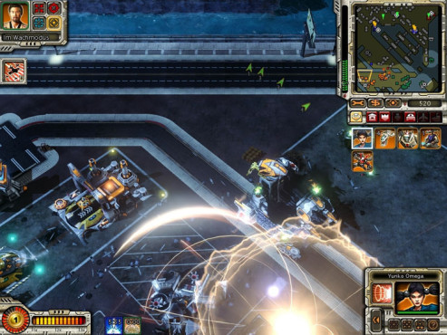 Strategiespiel Command & Conquer – Alarmstufe Rot 3: Ringe