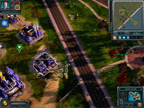 Strategiespiel Command & Conquer – Alarmstufe Rot 3: Javelin-Soldat