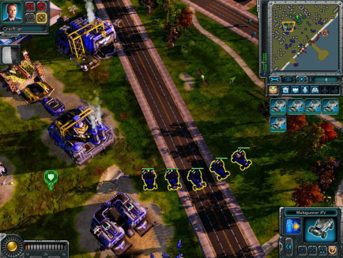 Strategiespiel Command & Conquer – Alarmstufe Rot 3: Multigunner