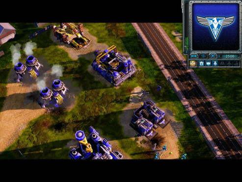 Strategiespiel Command & Conquer – Alarmstufe Rot 3: Station