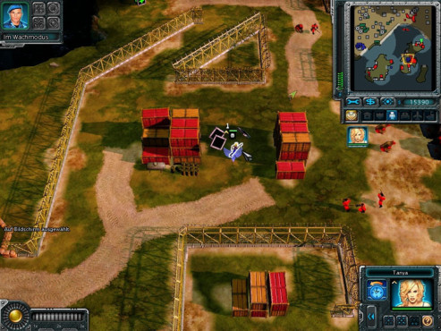Strategiespiel Command & Conquer – Alarmstufe Rot 3: Kiste