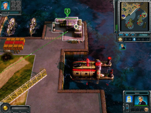 Strategiespiel Command & Conquer – Alarmstufe Rot 3: Pier