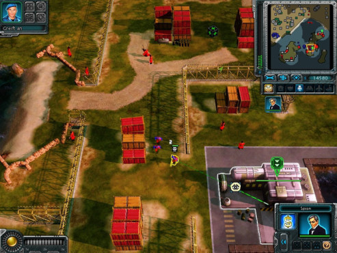 Strategiespiel Command & Conquer – Alarmstufe Rot 3: Wachen