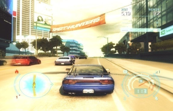 Rennspiel Need for Speed � Undercover: Rundkurs