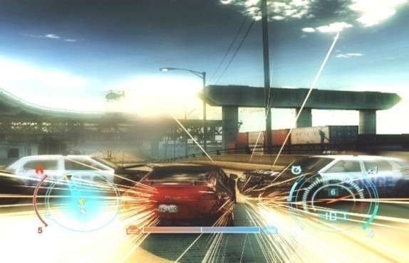 Rennspiel Need for Speed – Undercover: Streifenwagen