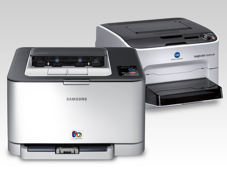 Test: Farblaserdrucker – Brother, Canon, Samsung, Xerox - COMPUTER BILD