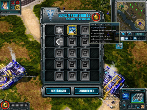 Strategiespiel Command & Conquer – Alarmstufe Rot 3: Luftwaffe
