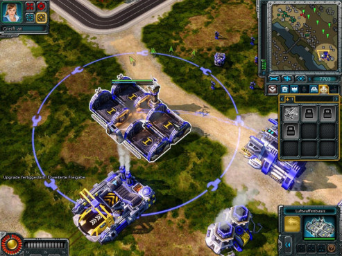 Strategiespiel Command & Conquer – Alarmstufe Rot 3: Luftwaffenbasis