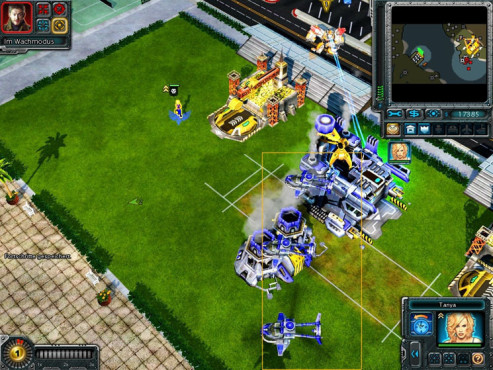 Strategiespiel Command & Conquer � Alarmstufe Rot 3: Bauhof