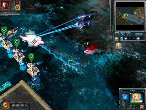 Strategiespiel Command & Conquer � Alarmstufe Rot 3: Cryocopter