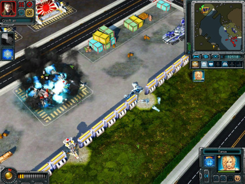 Strategiespiel Command & Conquer � Alarmstufe Rot 3: Dojo