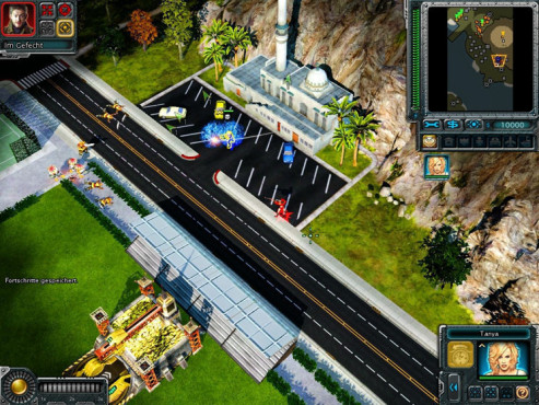 Strategiespiel Command & Conquer � Alarmstufe Rot 3: Duo