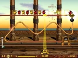 Screenshot 2 - Vogel-Piraten – Kostenlose Vollversion