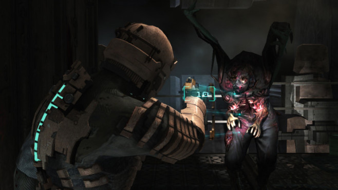 New Xbox Experience (NXE): Dead Space