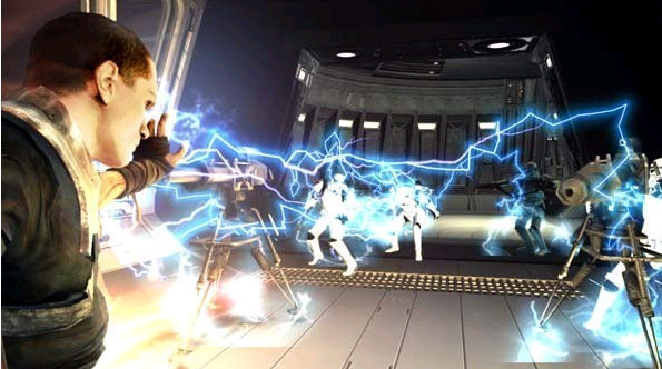 New Xbox Experience (NXE): Star Wars – The Force Unleashed