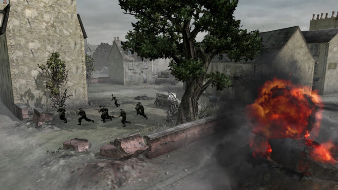 Company of Heroes – Tales of Valor: Ecke