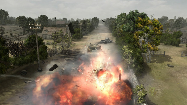 Company of Heroes – Tales of Valor: Panzer