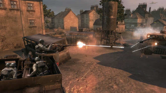 Company of Heroes � Tales of Valor: Sch�tzenpanzer