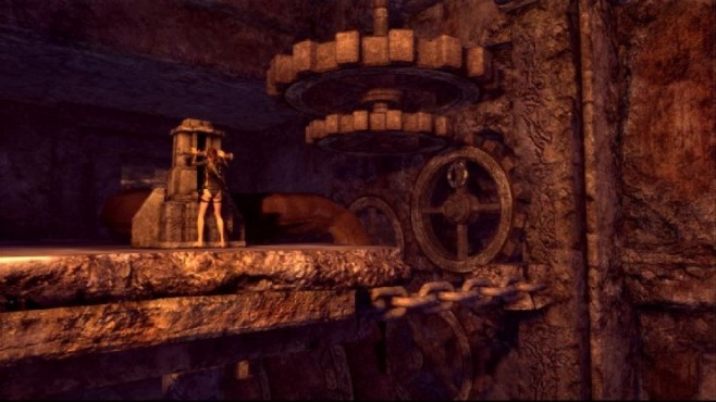 Komplettlösung Tomb Raider – Underworld: Hebel