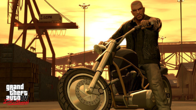 GTA 4 – The Lost and Damned: Bike