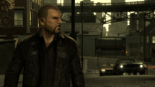 GTA 4 – The Lost and Damned: Regen