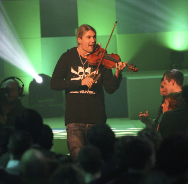 MTV Game Award: David Garrett