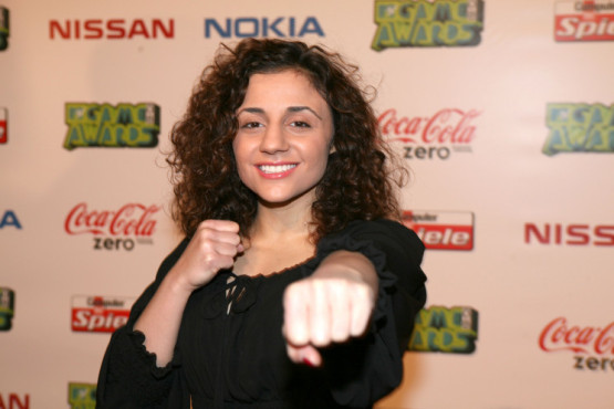 MTV Game Award: Susianna Kentikian