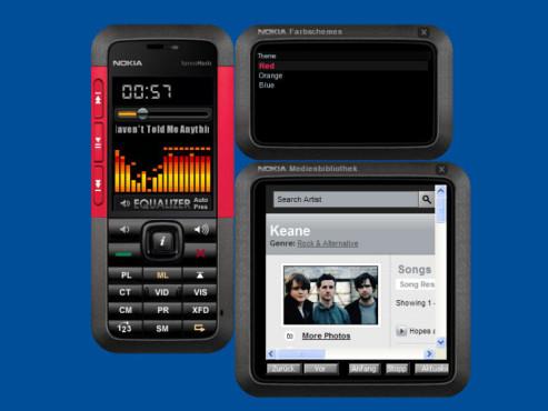 Nokia Xpress-Skin