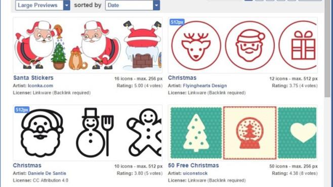 Weihnachts-Icons: Symbol-Sammlung zum Fest ©COMPUTER BILD