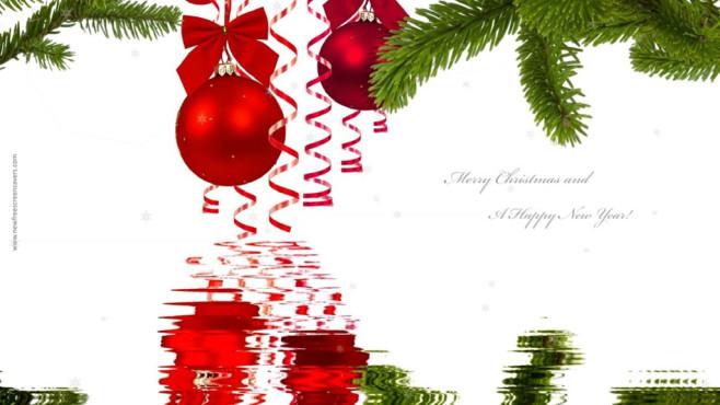 nfsXmasReflection: Weihnachtsschmuck mit Spiegelungen ©COMPUTER BILD
