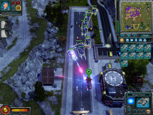 Strategiespiel Command & Conquer � Alarmstufe Rot 3: General
