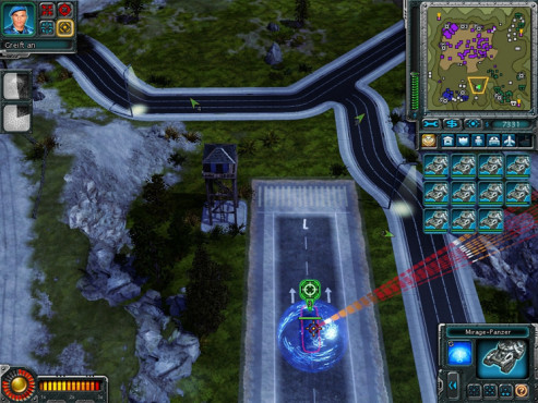 Strategiespiel Command & Conquer � Alarmstufe Rot 3: Teleport