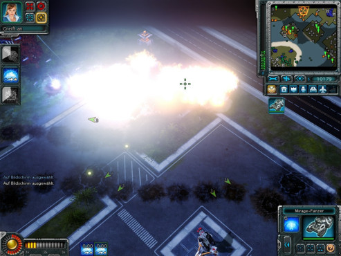 Strategiespiel Command & Conquer – Alarmstufe Rot 3: Zeit