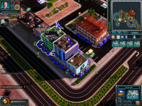 Strategiespiel Command & Conquer � Alarmstufe Rot 3: H�user