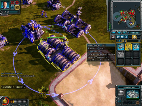 Strategiespiel Command & Conquer � Alarmstufe Rot 3: Vindicator