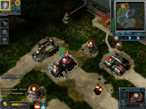 Strategiespiel Command & Conquer – Alarmstufe Rot 3: Befehl