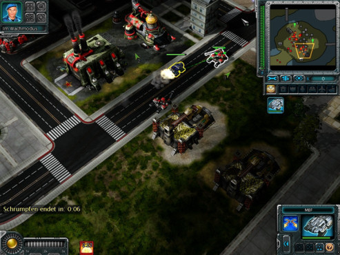 Strategiespiel Command & Conquer – Alarmstufe Rot 3: Gegner
