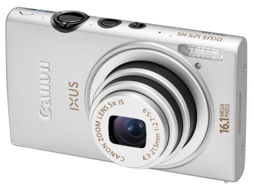 Canon IXUS 125 HS ©Canon