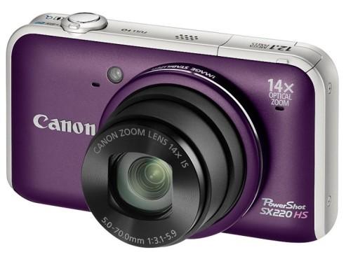 Canon Powershot SX220 HS ©Canon